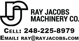 Ray Jacobs Machinery Co.