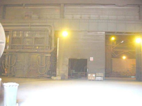 Steel Mill & Melt for Sale