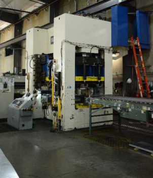 Used Machinery, Forging Presses, Melt Shop Equipment | Ray