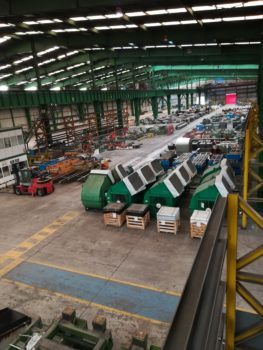 650,000-800,000 tons per year wire rod mill