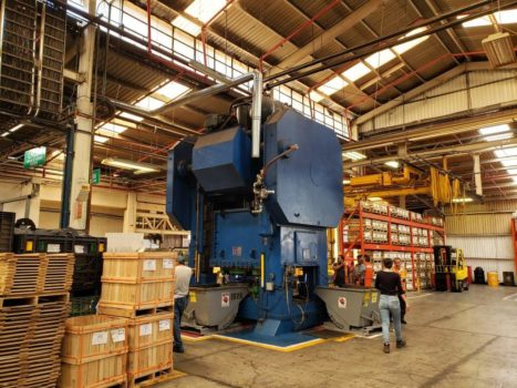 800 Ton Blow stamping press